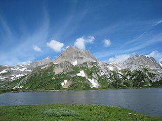 Astor Lake