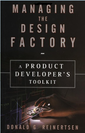 Manging the Design Factory Cover