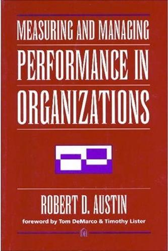 Measuring and Managing Performance
