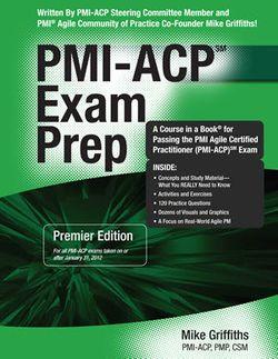 PMI-ACP Exam Prep Cover