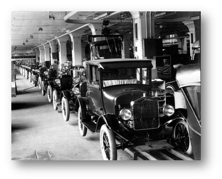 Model T Assembly