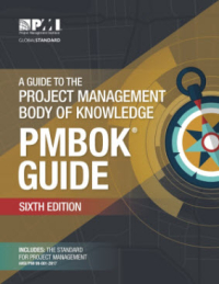 PMBOK v6 Cover