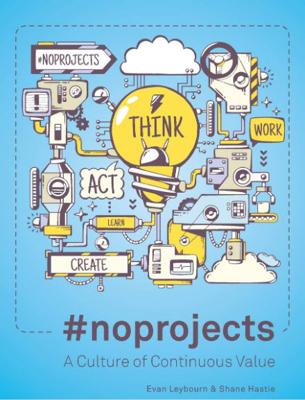 Noprojects book