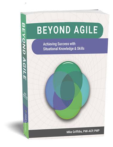 Beyond Agile Book Image