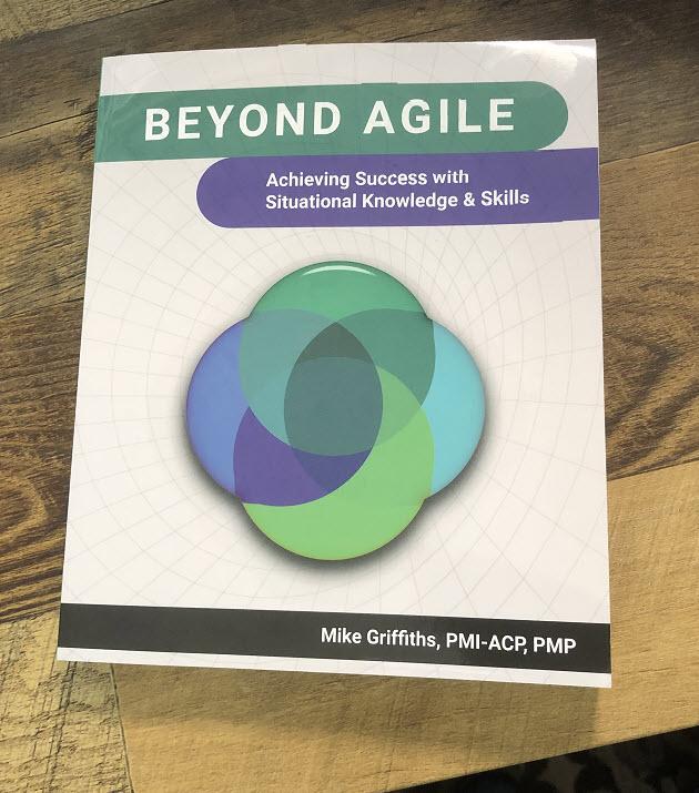 Beyond Agile Book pic 1